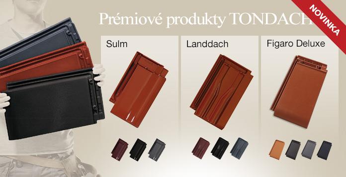 Prémiové produkty TONDACH