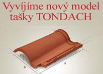 Sleva 50% na střešní tašky TONDACH