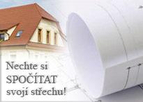 Výpočet střechy TONDACH zdarma