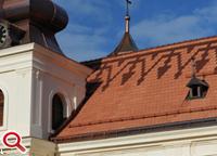 Tondach - ochrana kulturních památek