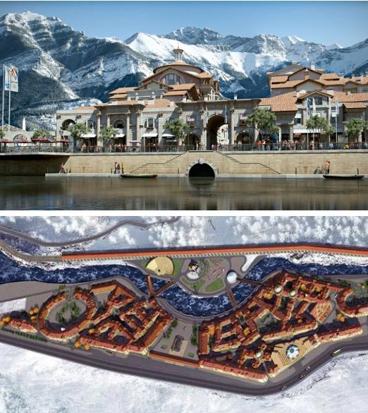 Tondach - olympijský projekt Soči